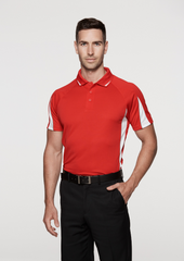 AP Eureka Men's Polo (1st 11 Colours)
