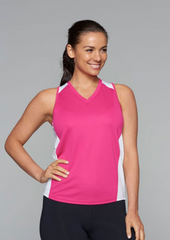 AP Premier Ladies Singlet (2nd 8 colours)