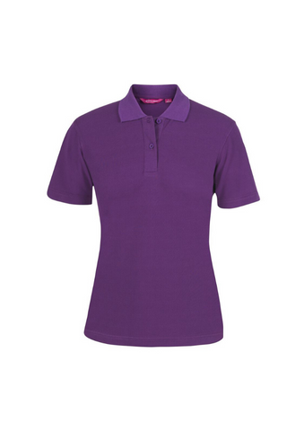 JBs 210 Ladies Polo (2nd 10 Colours)