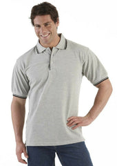 JBs Men's Contrast Polo (2nd 9 Colours) - Workwear Warehouse