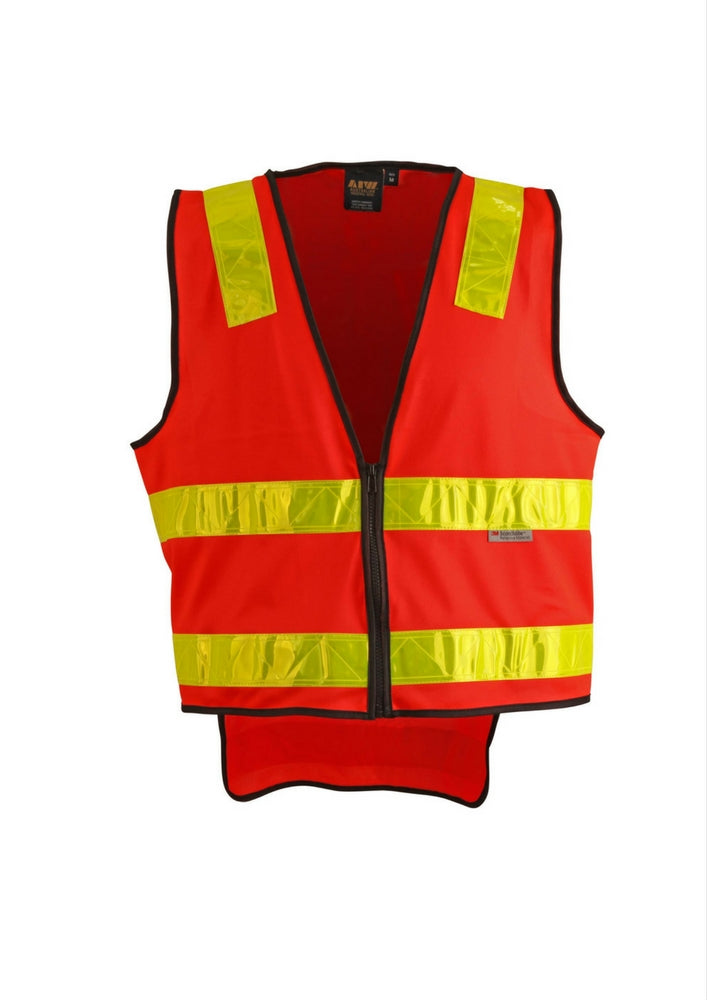 WS VIC. Roads Hi Vis Safety Vest - Workwear Warehouse