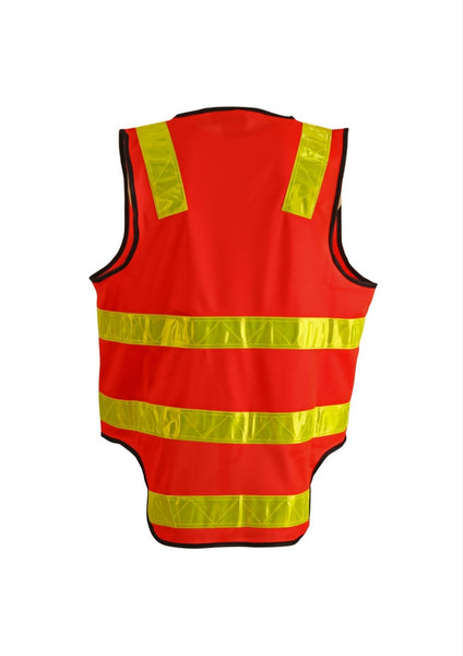 WS VIC. Roads Hi Vis Safety Vest