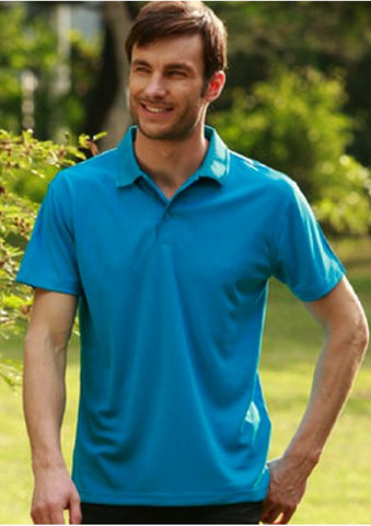 Bocini Basic Breezeway Polo (2nd 7 Colours) - Workwear Warehouse