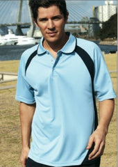 Bocini Men's Dynamic Polo - Workwear Warehouse