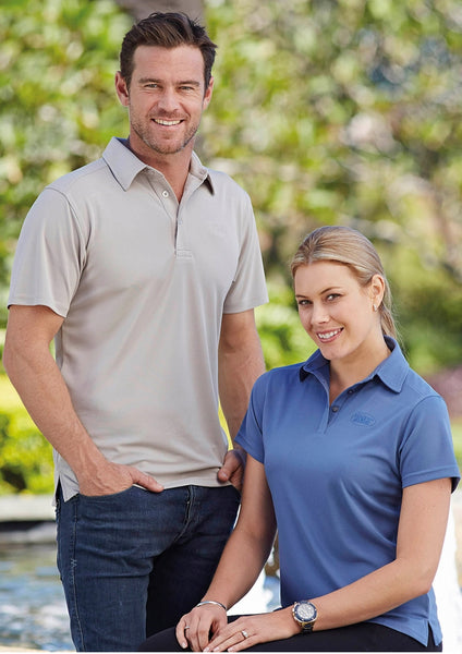 Stencil Men's Glacier Polo - Workwear Warehouse
