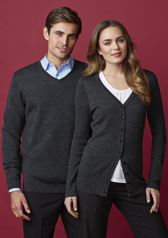 Biz Men's Milano Pullover - Workwear Warehouse
