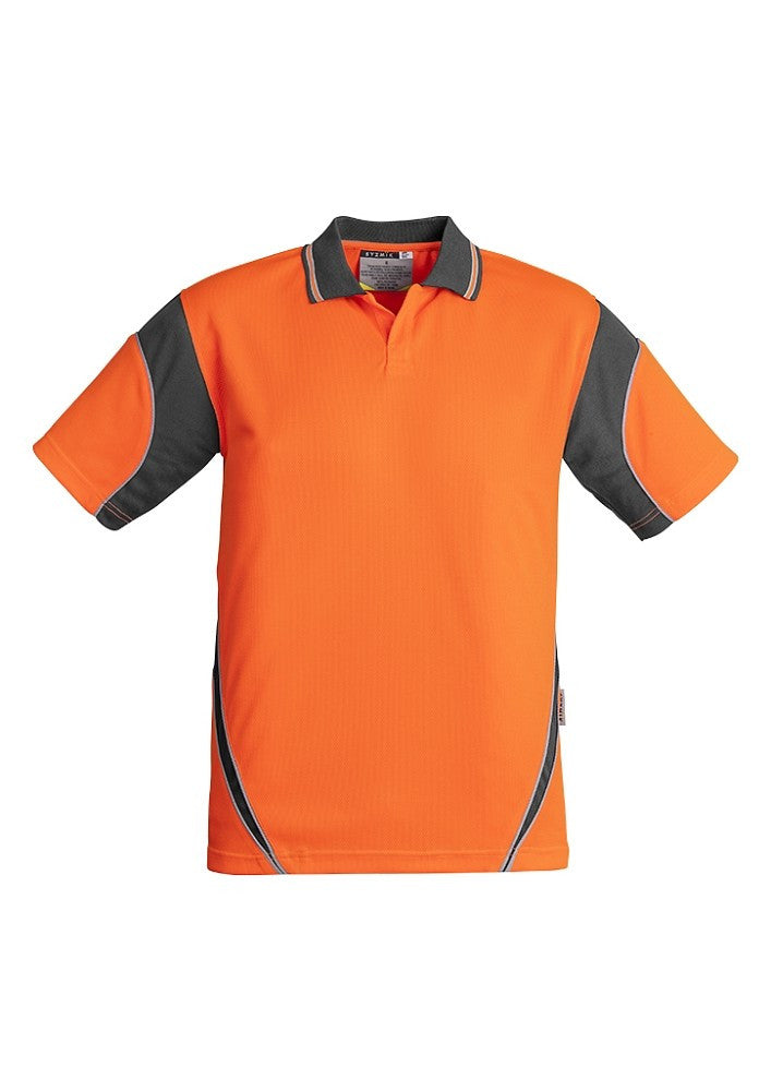 Biz Men's Aztec Polo - Workwear Warehouse