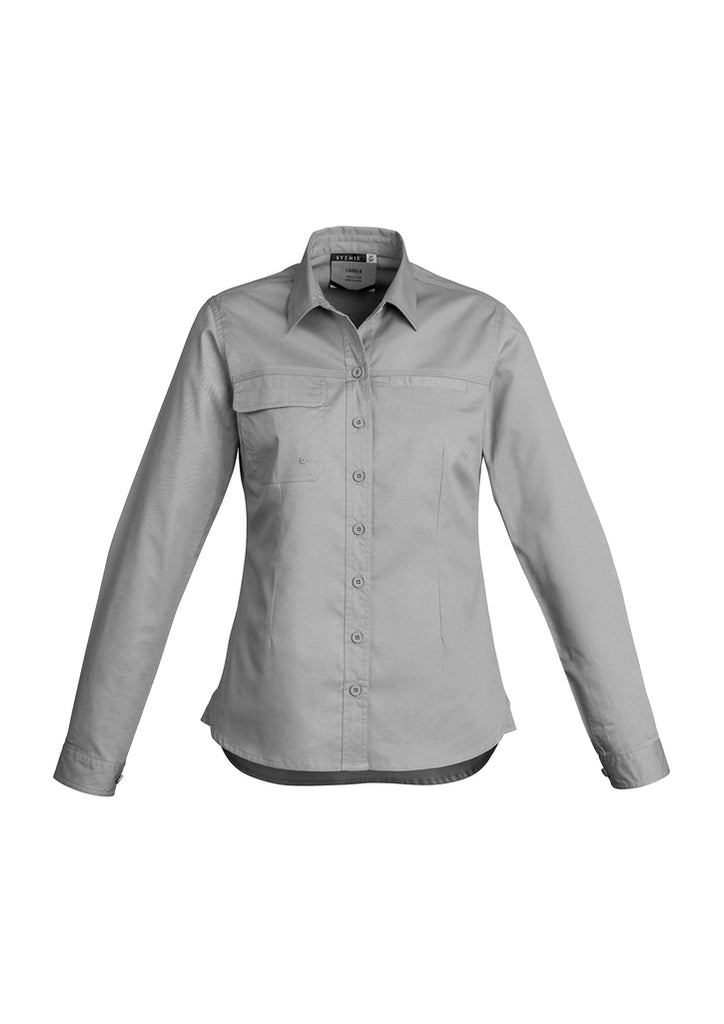 Syzmik Ladies Tradie L/S Shirt