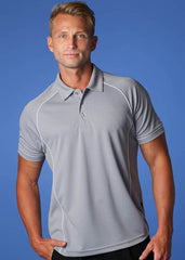 Endeavour Men's Polo (Dark) - Workwear Warehouse