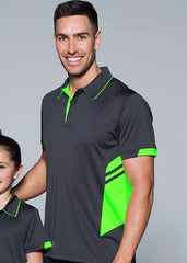 AP Men's Tasman Polo (Bright & Hi Vis Colours) - Workwear Warehouse