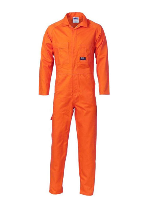 DNC Cotton Drill Coverall - Workwear Warehouse