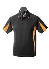 Eureka Men's Polo (Dark) - Workwear Warehouse