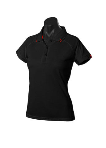 AP Ladies Flinders Polo (2nd 7 Colours) - Workwear Warehouse
