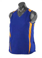 Eureka Ladies Singlet (Bright) - Workwear Warehouse