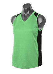 Premier ladies singlet (Bright) - Workwear Warehouse