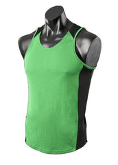 Premier men's singlet (Bright) - Workwear Warehouse