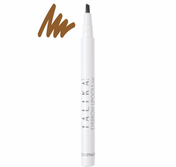 Eyebrow Lipocils Ink - Chestnut (Light brown)