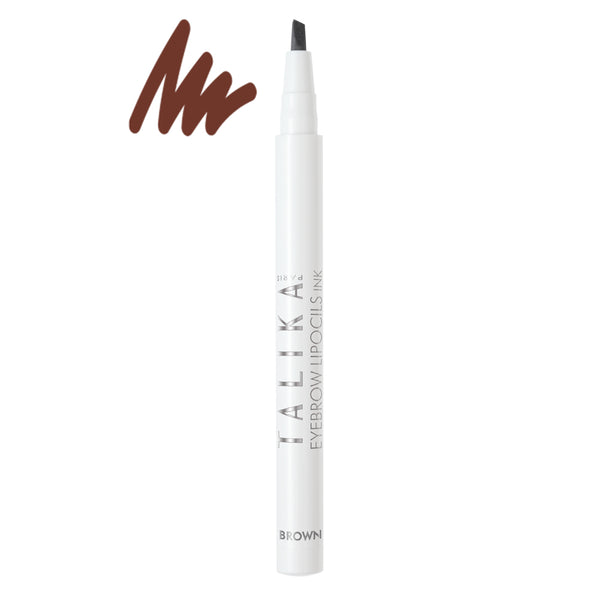 Eyebrow Lipocils Ink - Brown