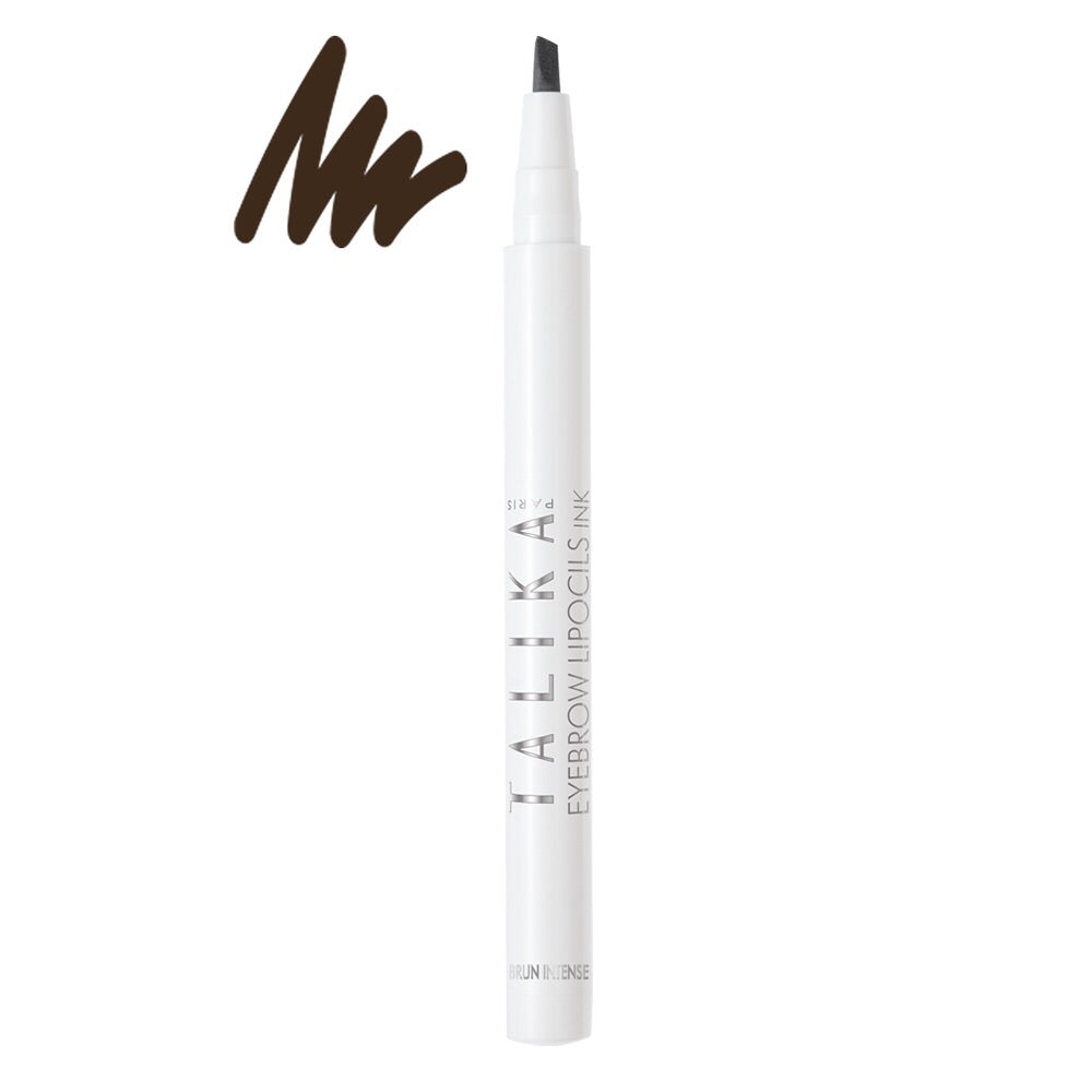 Eyebrow Lipocils Ink - Deep Brown