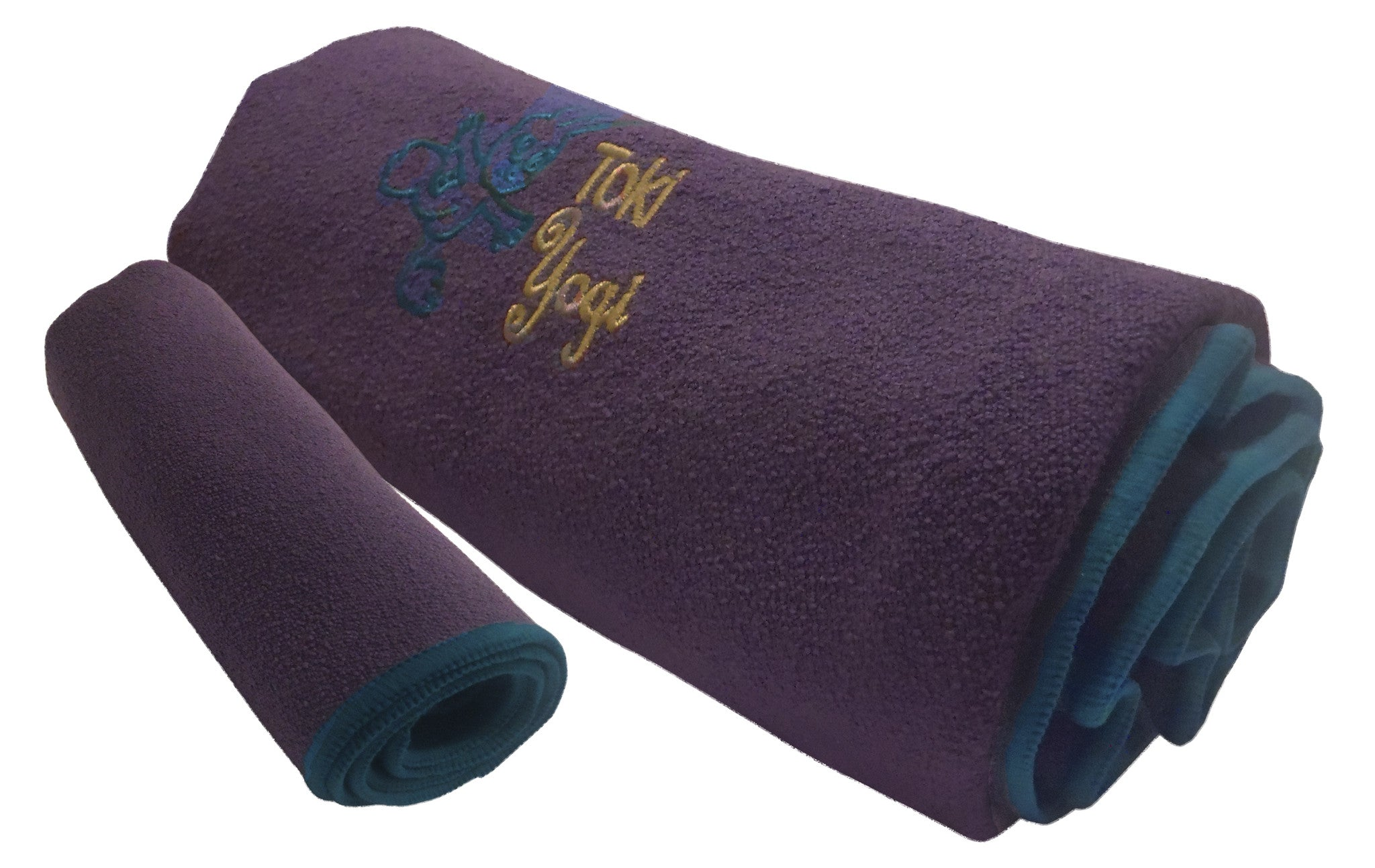 Namaste Bundle - Mat towel & Hand towel Bundle - GREAT DISCOUNT!