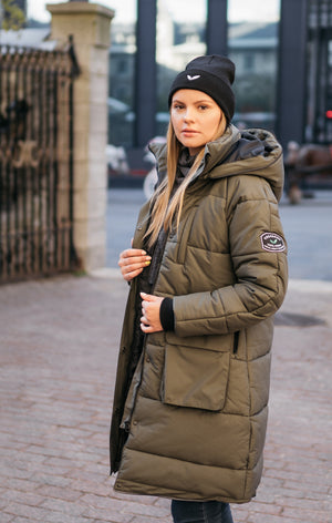 AVAILABLE FOR PRE-ORDER 2021 | VEGAGOOZ PLANT-POWERED PARKA - for Women