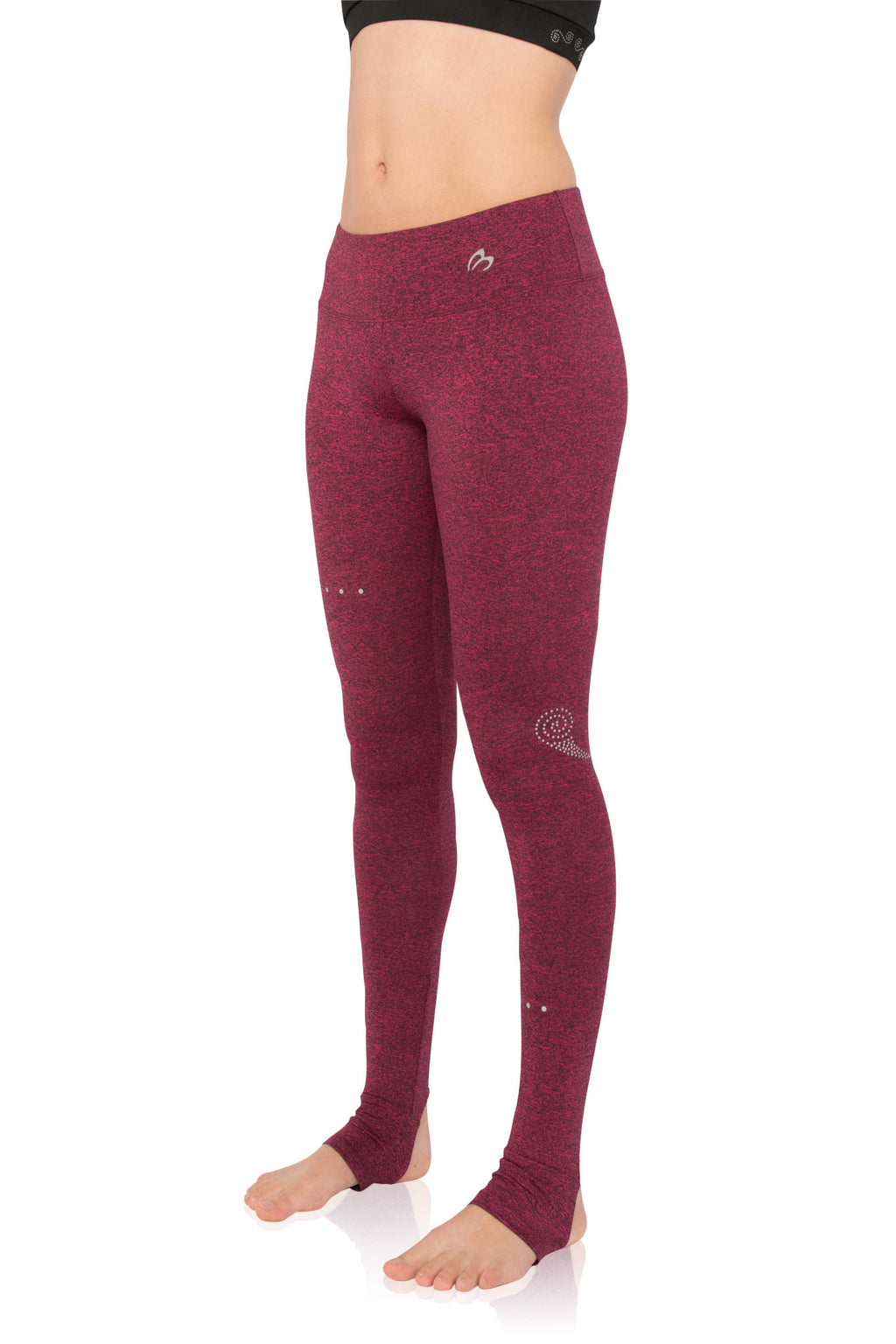 Heather Ruby Leggings