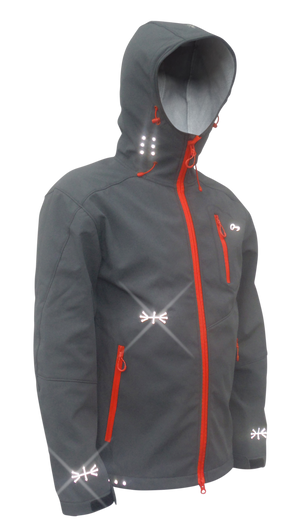 TokiYogi Omni-Reflective Jacket - Mens Activewear Jacket
