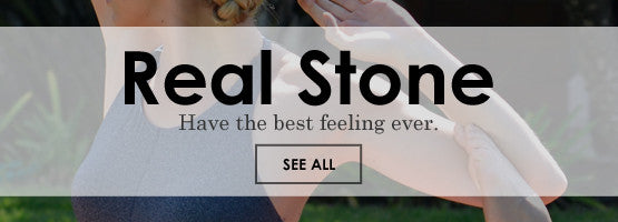 Japan Quality yoga wear brand Real Stone