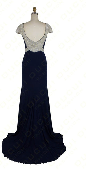 Sheath Prom Dresses, Prom Dress, Long Evening Dress