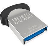 Flash Drive USB 3.0 128GB (Nano Tiny Size) 150Mbps