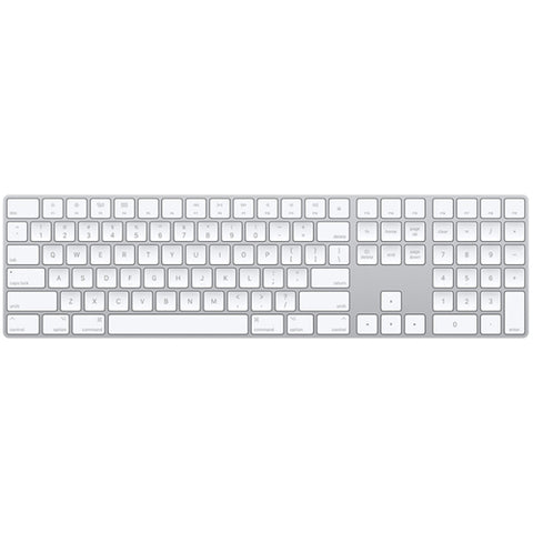 Apple Magic Keyboard Bluetooth w/ Numeric Keypad (10.12.4 up)