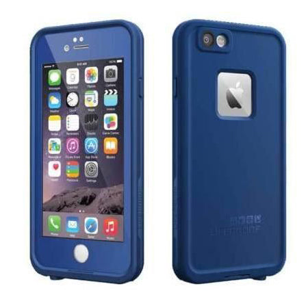 LifeProof iPhone 6/6s Case (Soaring Blue) Fre Style