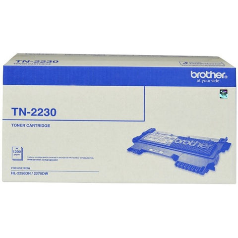 Brother Toner TN-2230 Black (1200 pages) Standard Yield (Genuine)