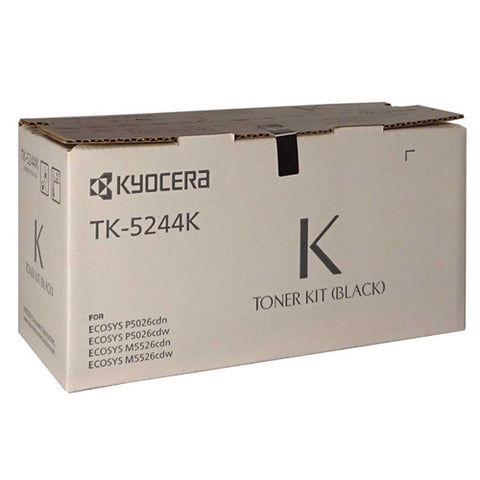 Kyocera Toner TK-5244K Black (4000 pages) for M5526 P5026