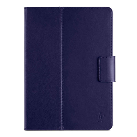 Belkin iPad Air 2/Air MultiTasker Cover (Indigo Ink) Leather