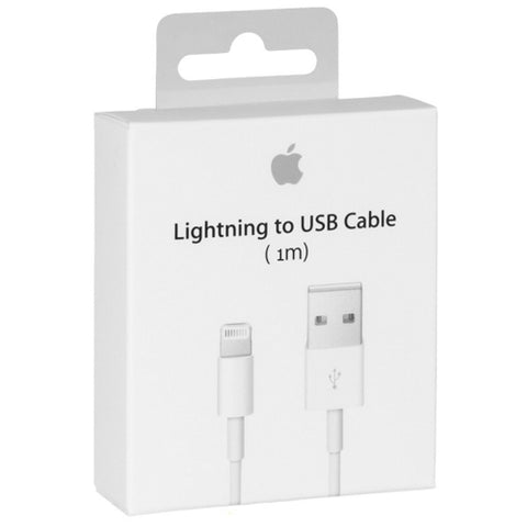 Apple Lightning to USB Cable (1M) Genuine * Retail Box