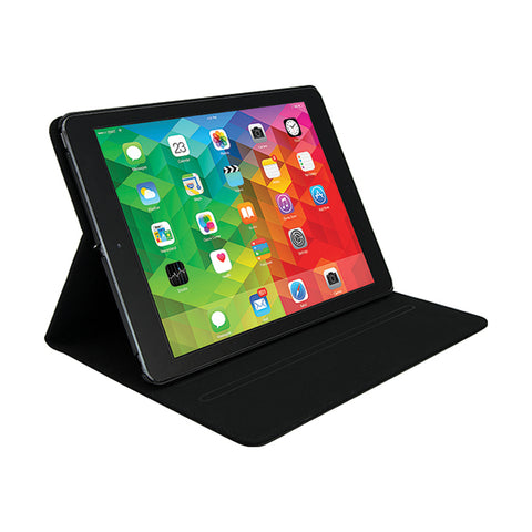 3SIXT iPad 5/Pro 9.7/Air 2/Air Flash Folio (Black) Case
