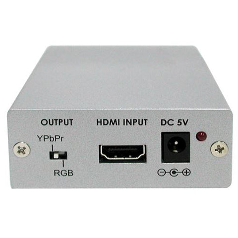 Cable Converter from HDMI to VGA & Stereo 3.5mm CYP