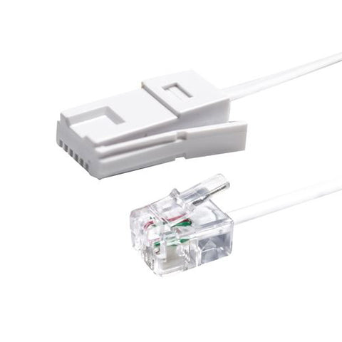 Cable Phone BT to RJ11  2M (Wall to Router/Phone)
