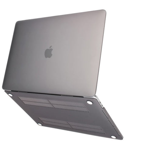 Hard Shell Case MacBook Pro 13i A1278 with DVD Drive (Smokey Grey)