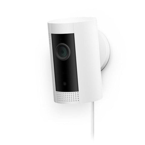 Ring Indoor Cam (White) Wired