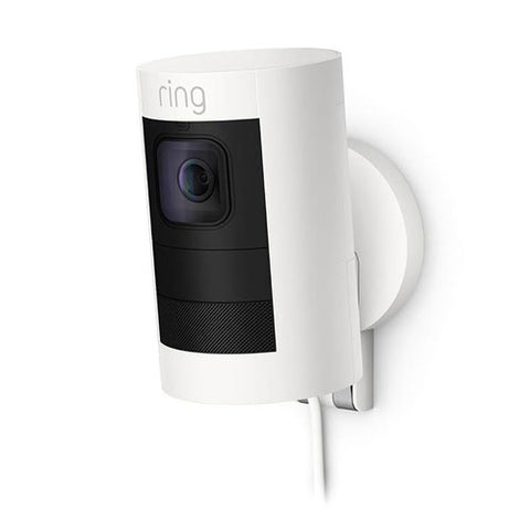 Ring Stick Up Cam Elite (White) Wired