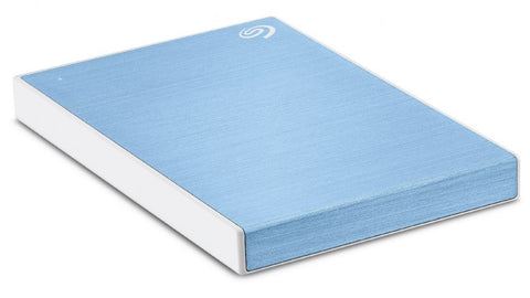 Seagate 1TB One Touch (Light Blue) Portable Backup Drive 2.5i USB 3.0