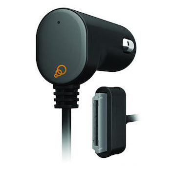Cygnett GroovePower Auto II 2A 30-pin Dock Car Charger