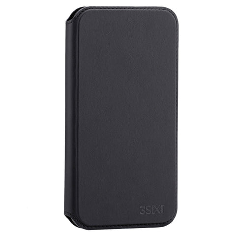 3SIXT iPhone XR Wallet (Black) Slim Folio Case
