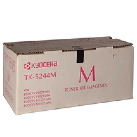 Kyocera Toner TK-5244M Magenta (3000 pages) for M5526 P5026
