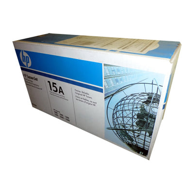 HP Toner 15A Black (2500 pages) Standard Yield (Genuine)