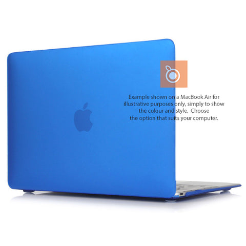 Hard Shell Case MacBook Pro 13i A1502 (Dark Blue) Retina