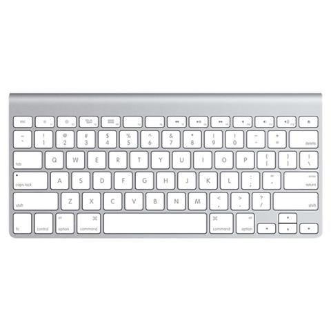 Apple Wireless Keyboard (Bluetooth) A1314 Pre-loved (2x AA)