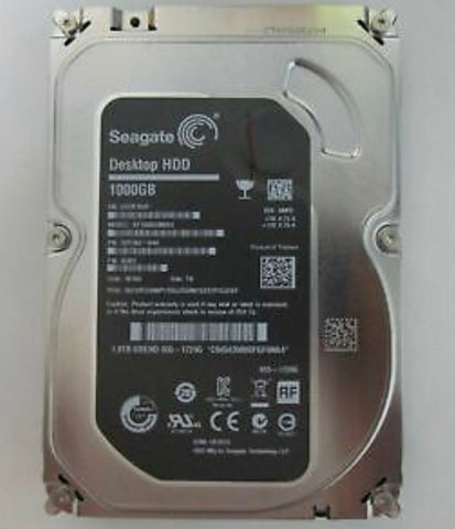 Apple Hard Drive 3.5i 1TB 7200rpm (Genuine) Pre-Loved Seagate